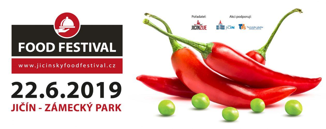 Jičínský food festival 22. 6. 2019