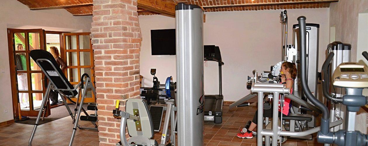Wellness a fitness se slevou